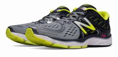 New Balance 1260v6 Men Grey Running Shoes (627JGLMSW)